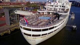 First Day of Spring - Rotterdam - DJI Mavic Pro 4K