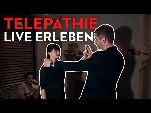 GEDANKENLESER LIVE: TELEPATHIE hautnah! (2019)
