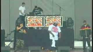 Immortal Technique DJ Gi Joe HipHop Al Parque 2008 Bogotá