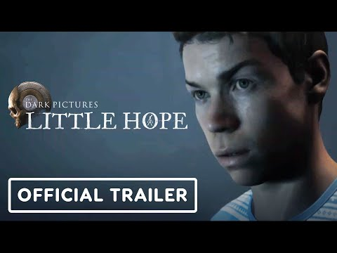The Dark Pictures: Little Hope - Official Reveal Trailer