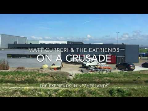 On A Crusade (Amsterdam Video)
