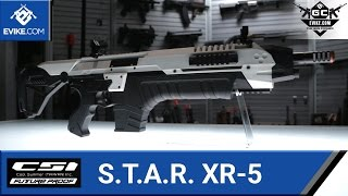 CSI S.T.A.R. XR-5 Advanced Battle Rifle [The Gun Corner] - Airsoft Evike.com