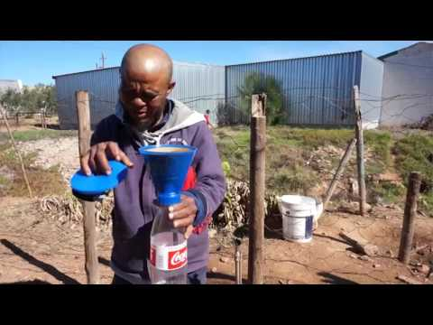 Folia Filters provide clean water to developing countries - IChemE's Water Winner 2016