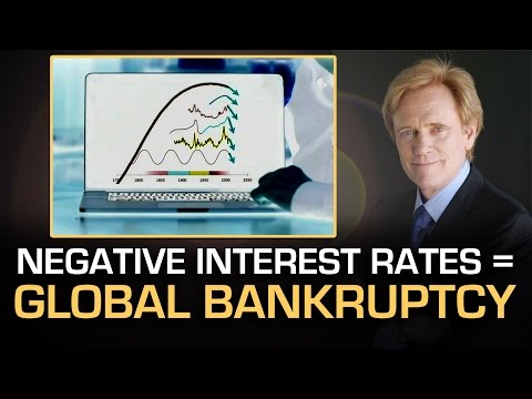 How Negative Interest Rates & Deflation Will BANKRUPT THE WORLD - Mike Maloney