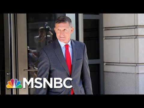 Michael Flynn's Legal Team Asks For Expedited Sentencing Schedule | Hallie Jackson | MSNBC