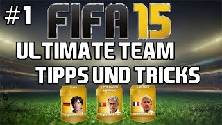 FIFA 15 Ultimate Team -  Tipps und Tricks #1 (Manager) - Deutsch HD