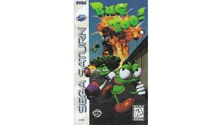 Bug Too! Review for the SEGA Saturn