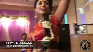 Bride + Sister Perform at Sangeet | Punjabi Wedding Performance | Bollywood Wedding Dance|
