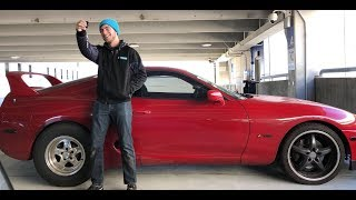 I Got A Toyota Supra For 36 Dollars?!