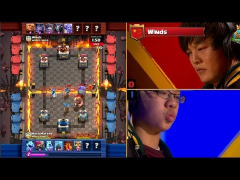 [Semi Final] MUSIC MASTER vs WINDS | 2017...