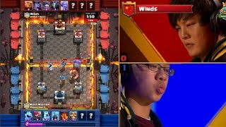 [Semi Final] MUSIC MASTER vs WINDS | 2017 Crown Championship World Finals