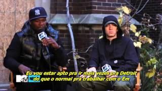 Eminem e 50 Cent fala sobre