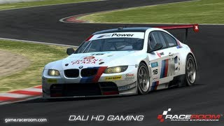 RaceRoom Racing Experience BMW M3 PC Gameplay FullHD 1080p