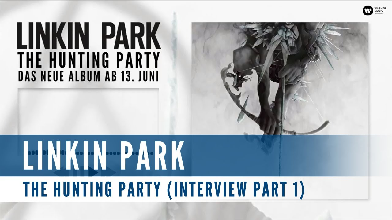 linkin park the hunting party interview question 1 youtube. Black Bedroom Furniture Sets. Home Design Ideas