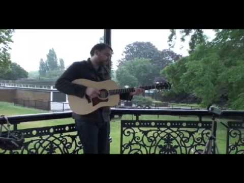 Frightened Rabbit - Poke - Bandstand Busking Acoustic Session