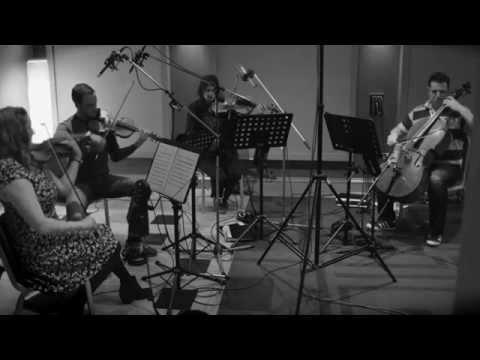 Capella String Quartet plays 'Let it go' from Frozen