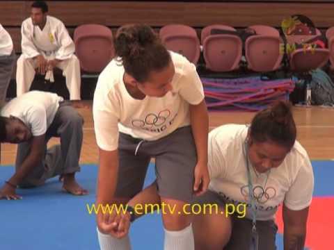 Stones Taekwondo to Kick-Start Stop Violence Against Women Program
