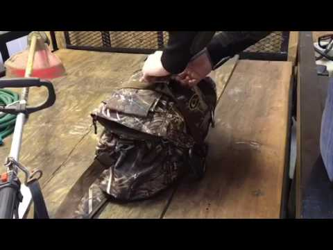 Drake Waterfowl Blind bag review/ what's in my blind bag