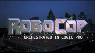 RoboCop Main Theme (Logic Pro Orchestration)