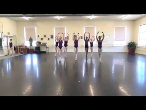 Ocho Tres 2016 Rehearsal Excerpt 1