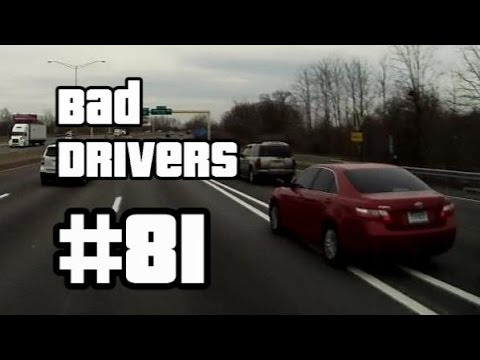 Bad Drivers #81  :  First trip to Rhode Island