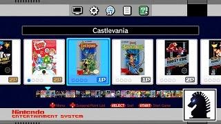 NES Classic Mini #03 - Castlevania