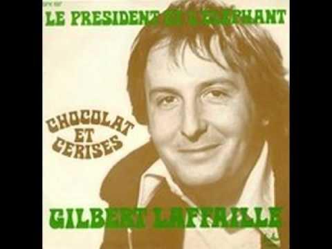 Chocolat et cerises - Gilbert Laffaille