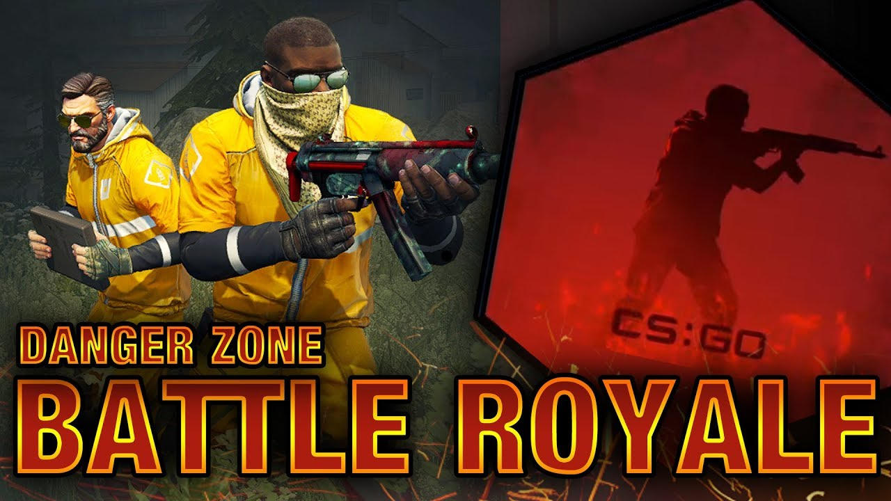 NUEVO BATTLE ROYALE: Danger Znone | ¡PRIMERA VICTORIA!.. | CS:GO