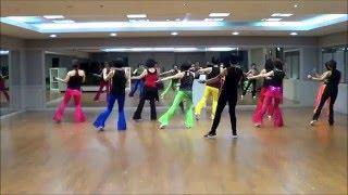 NAPAL BAJI Line Dance(Low Intermediate Level)