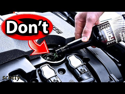 Why Not to Flush the Engine Oil in Your Car | Scotty