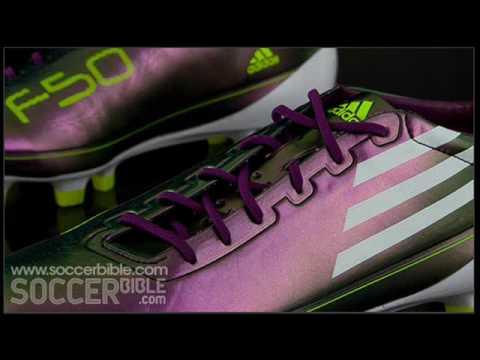 1ccfff614 2010 Adidas F50 AdiZero Lionel Messi - Chameleon Electricity - YouTube