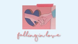 Download lagu falling in love, a kpop playlist | mintgyu