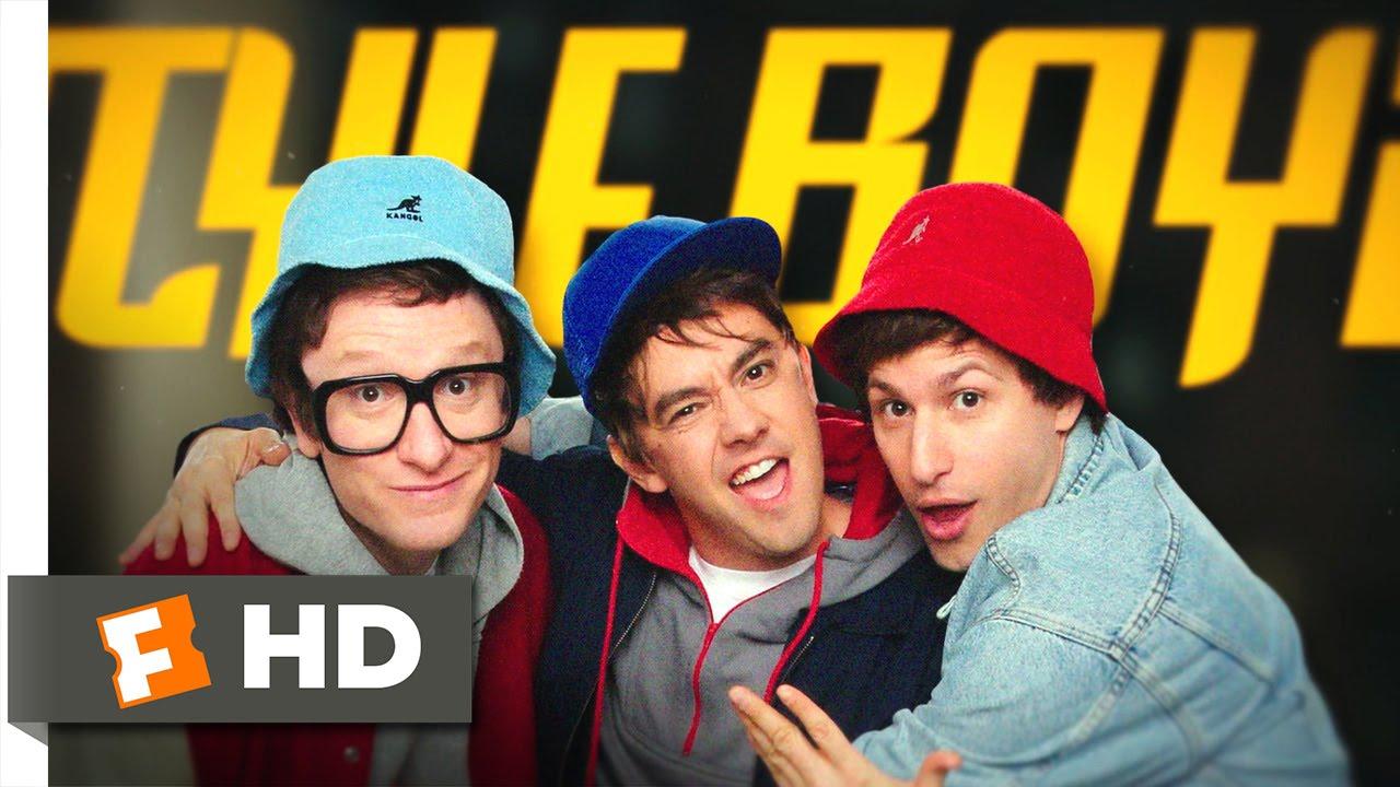 Popstar (2016) , The Style Boyz Scene (1/10)
