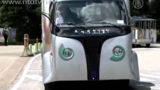 Беспроводные электротрамваи появились в Сеуле