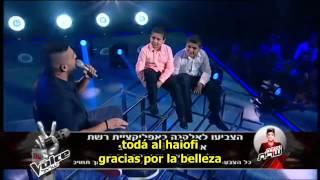 Elkana Martziano - Toda / אלקנה מרציאנו - תודה
