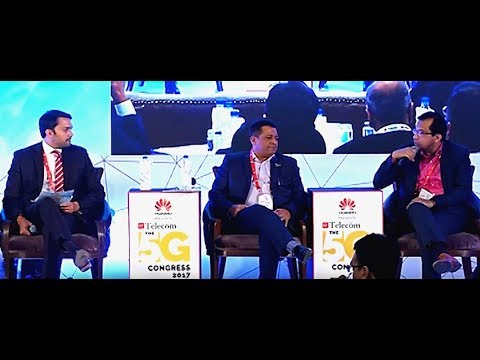 5G Congress: How 5G can bring cross industry applications & digital transformations possible
