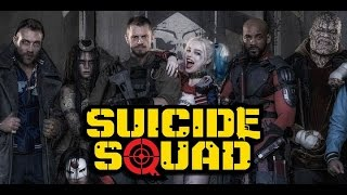 Отряд самоубийц Official Trailer Suicide Squad
