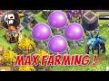 Attaque farming ballons - serviteurs | énormes pillages | Dovakhin