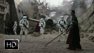 Chirrut Imwe Fighting Stormtroopers - HIGH QUALITY -  Donnie Yen - Rogue One