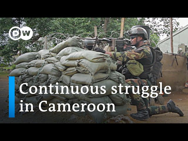 Ambazonia: How Cameroon's government is struggling to end separatist endeavours | DW News