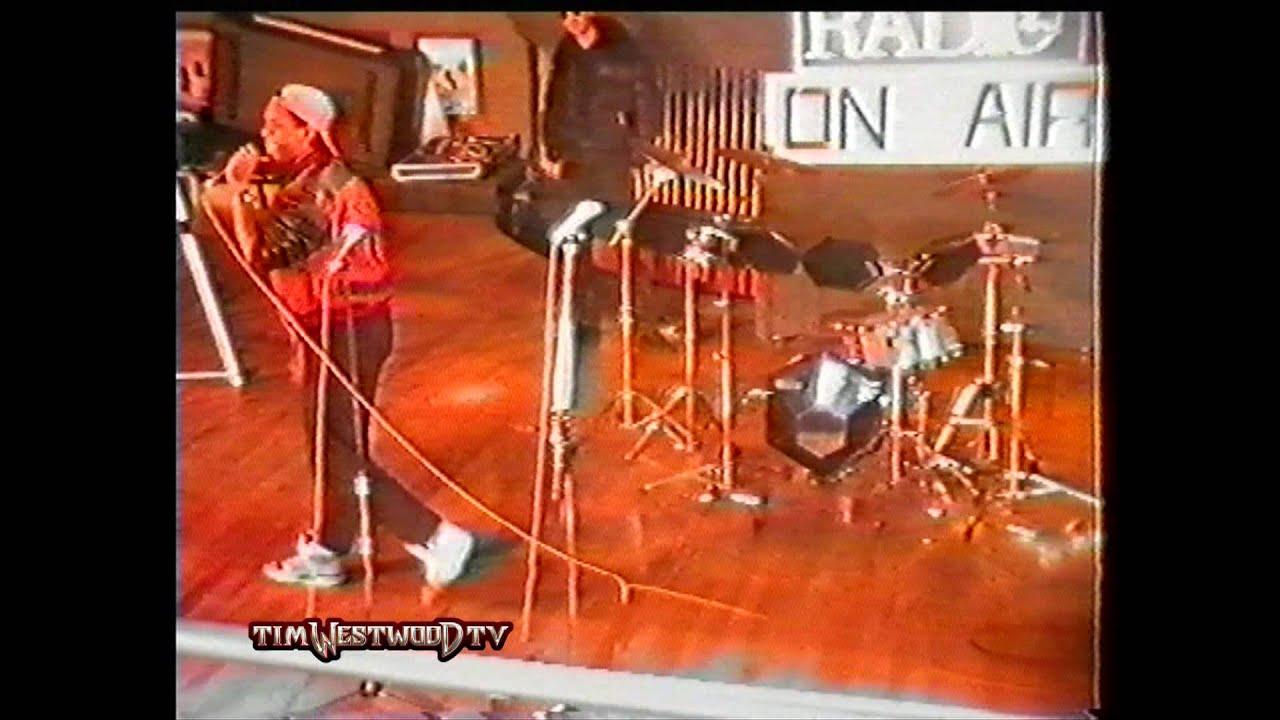 *OLD SCHOOL* - Derek B live 1988 - Westwood