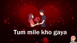 zara zara neend bhi ajnabi si hogayi  new whatsapp status [BN]