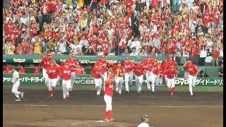 今年は甲子園で広島カープの連覇が達成されました。 想像していたよりは...