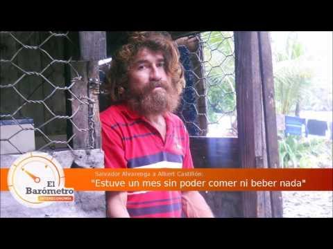 Albert Castillón entrevista a Salvador Alvarenga, el náufrago que sobrevivió a 438 días a la deriva