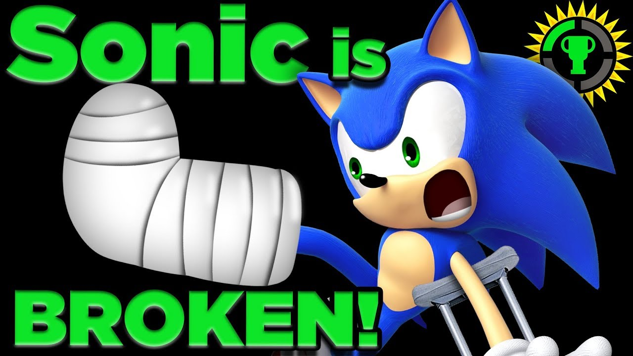 game theory can sonic survive his own speed sonic the hedgehog