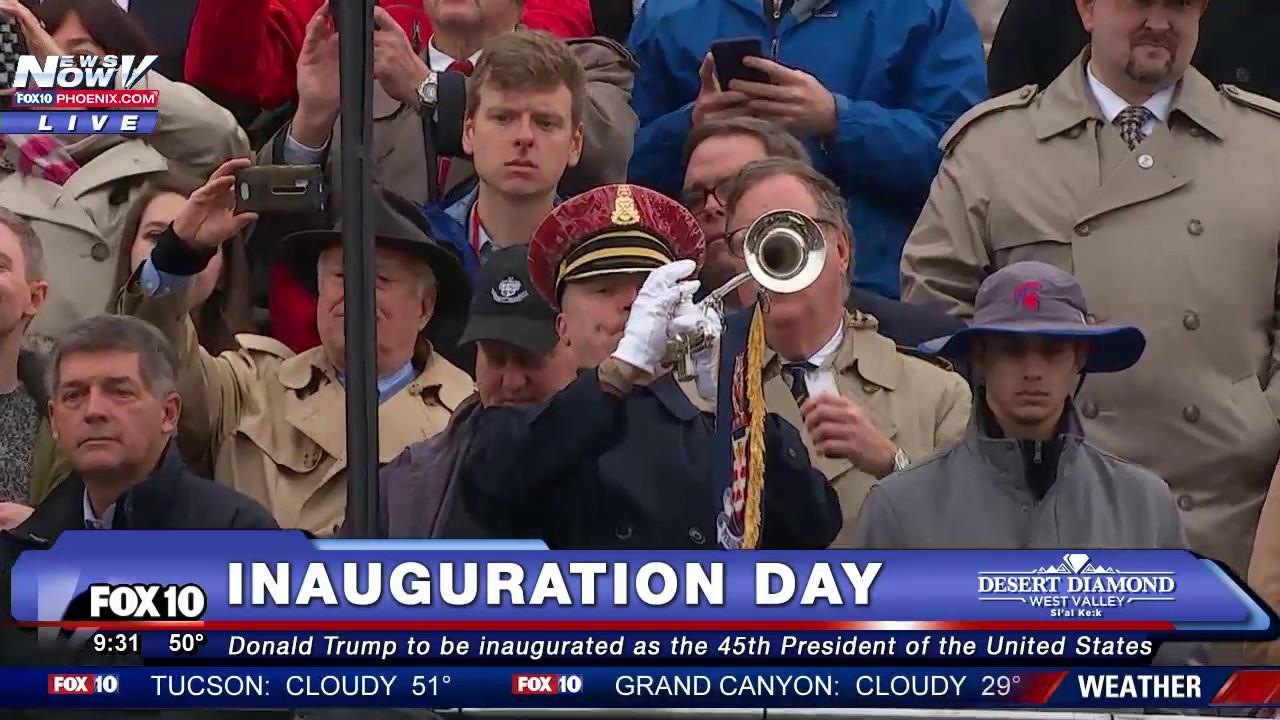 FULL EVENT: Donald Trump Presidential Inauguration ...