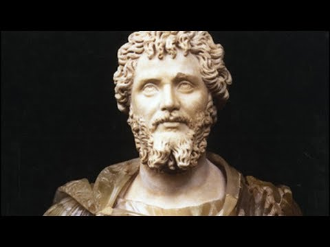 Septimius Severus - 21st Emperor of the Roman Empire