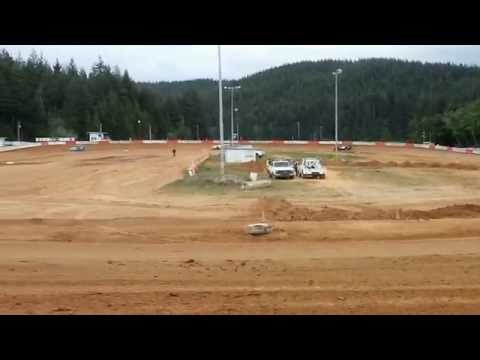 5-3-14 late model trophy dash coos bay speedway
