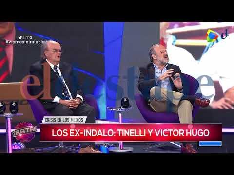 El diputado Amadeo festejó la censura a Victor Hugo Morales en Intratables