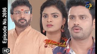 Manasu Mamata | 10th September 2019 | Full Episode No 2696 | ETV Telugu